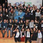 Koç University IEEE student branch win the Platin Level Darrel Chong Student Award